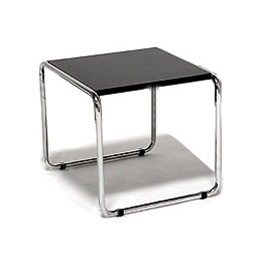 Modern Nesting Side Table / End Table with Steel Frame