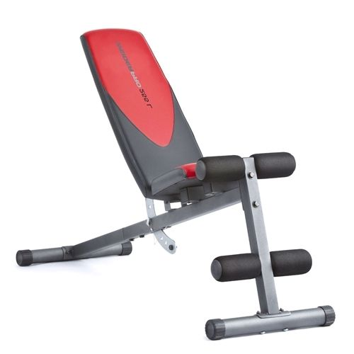 Dumbbell Exercise and Weight Lifting Ab Fitness Bench