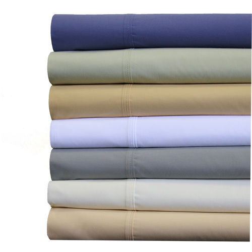 "ABRIPEDIC CRISPY SOFT 22"" SUPER DEEP POCKETS PERCALE SHEET COLLECTION"
