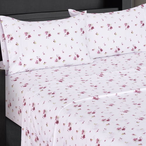 SPLIT KING ZAHRA 300 THREAD COUNT 100% COTTON SHEET SETS