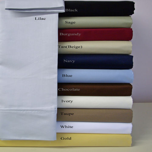 Pillowcases Super Soft Microfiber Solid