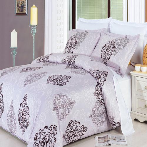 GIZELLE MULTI-PIECE 100% COMBED COTTON DUVET SET