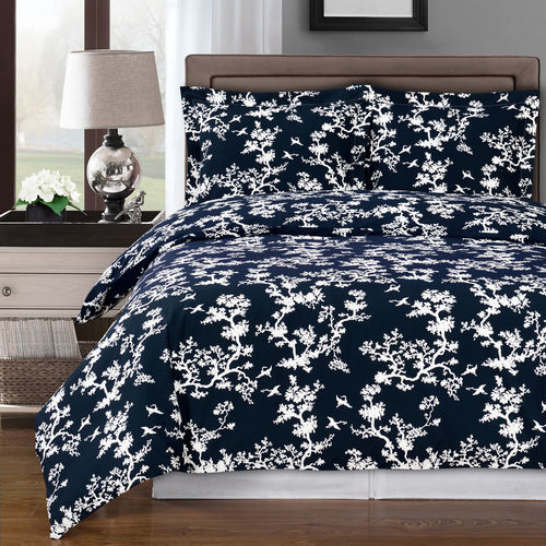 Lucy Duvet Cover 100% Combed Cotton