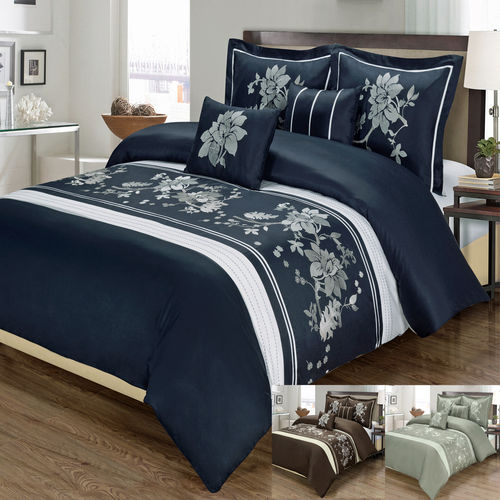 Myra 5-Piece Duvet Cover Set