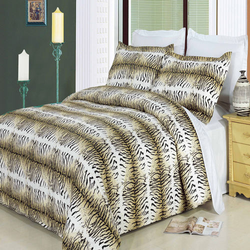 Safari 100% Combed cotton Duvet cover set