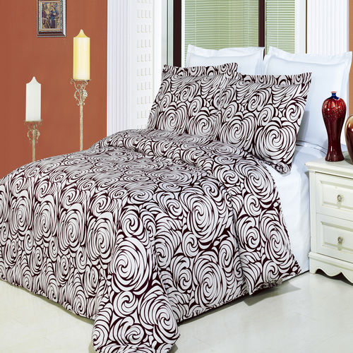 Tustin Printed 3-Piece Duvet Set
