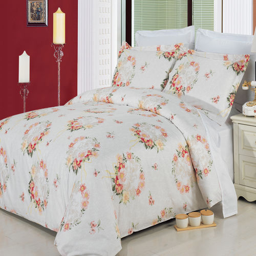 Liza 3-Piece 100% Combed Cotton Duvet Set