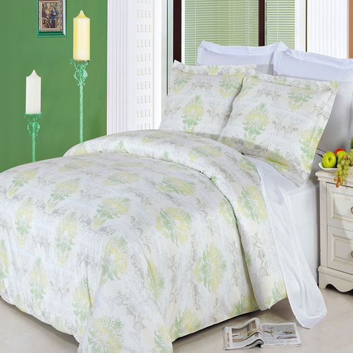 Lana 3-Piece 100% Combed Cotton Duvet Set