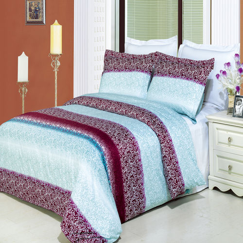 Kimberly Printed 3-Piece Duvet Set