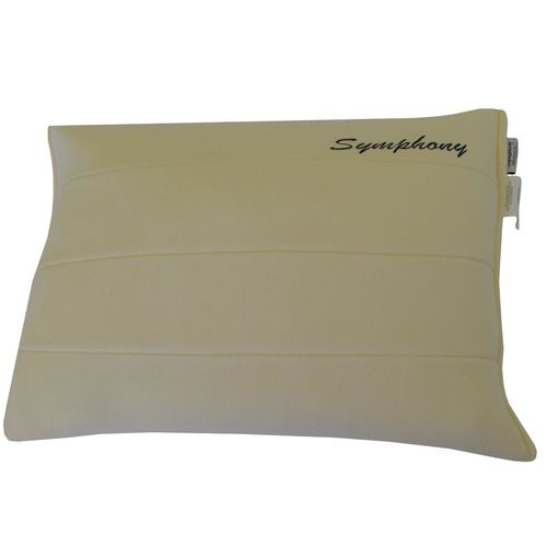 Hybrid Symphony Memory Foam Pillow by Abripedic (single)