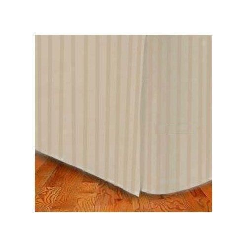 Stripe Bed Skirt 100% Microfiber