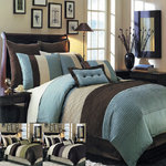 Hudson 6-8 Piece Luxury Comforter Set