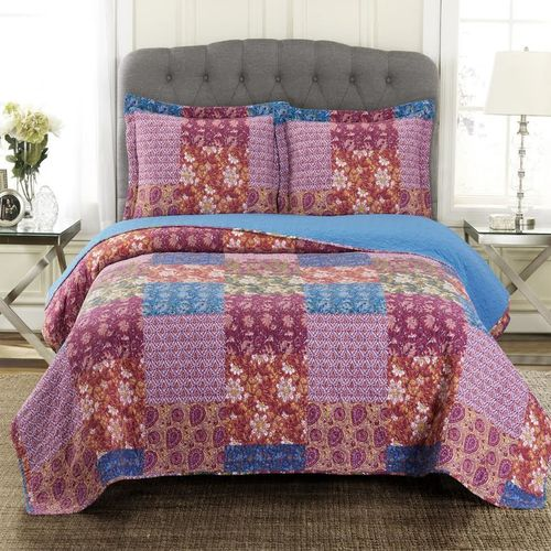 Kenzy Oversize Coverlet Set