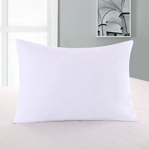 Luxury Down Proof Pillow Protectors 600 Thread Count 100-Percent Cotton (Pair)