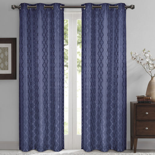 Willow Blackout Window Panels (Set of 2 )