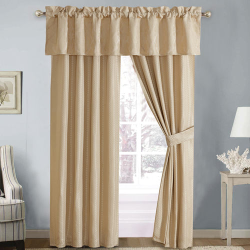 SARA 5PC CURTAIN SET
