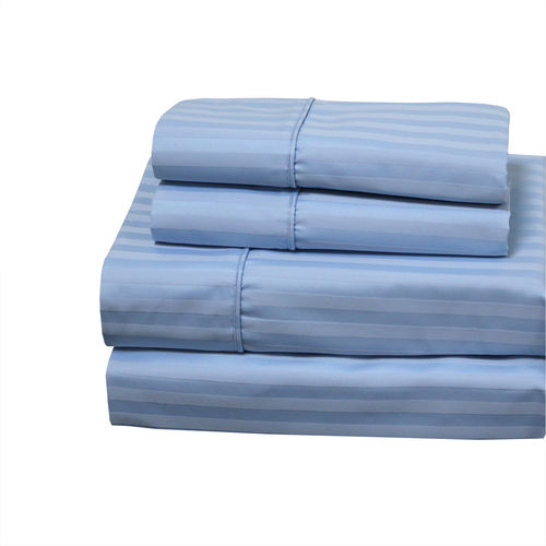 Olympic Queen (Expanded) Wrinkle-Free 650 Thread Count Sheets Damask Stripe