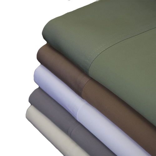 Adjustable Split King Bed Sheet Set Soft & Cool Eucalyptus Tencel Lyocell