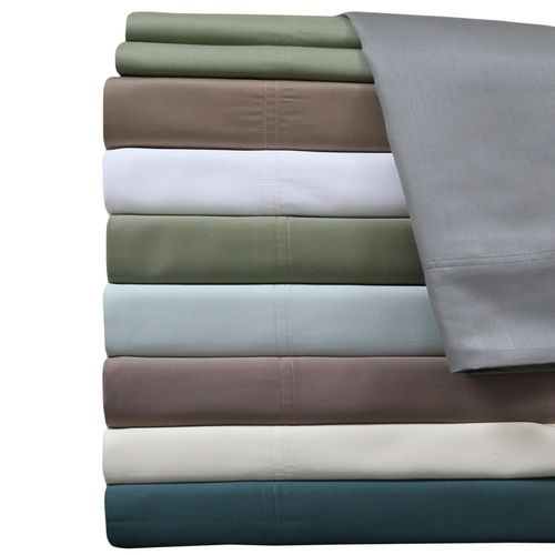 Split California King Pure Bamboo Viscose 600 Thread count Sheet