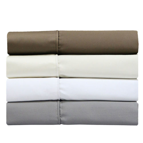 Split Top King Sheets 600 Thread Count 100% Cotton (Half Split Fitted)