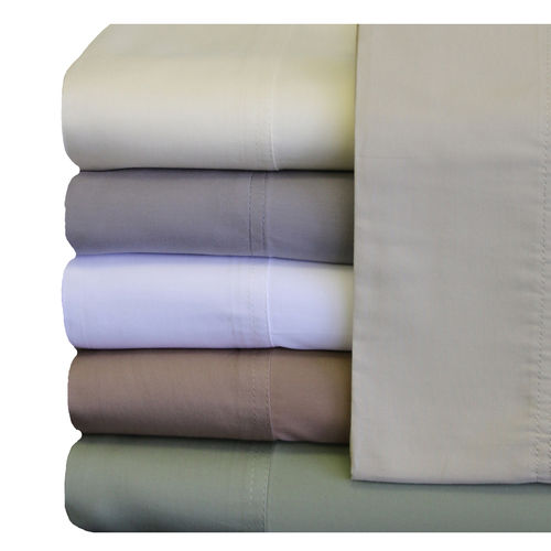 Soft & Cool Pair of Pillowcases Eucalyptus Tencel