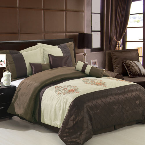 Pacifica 7-11 Piece Bedding Set
